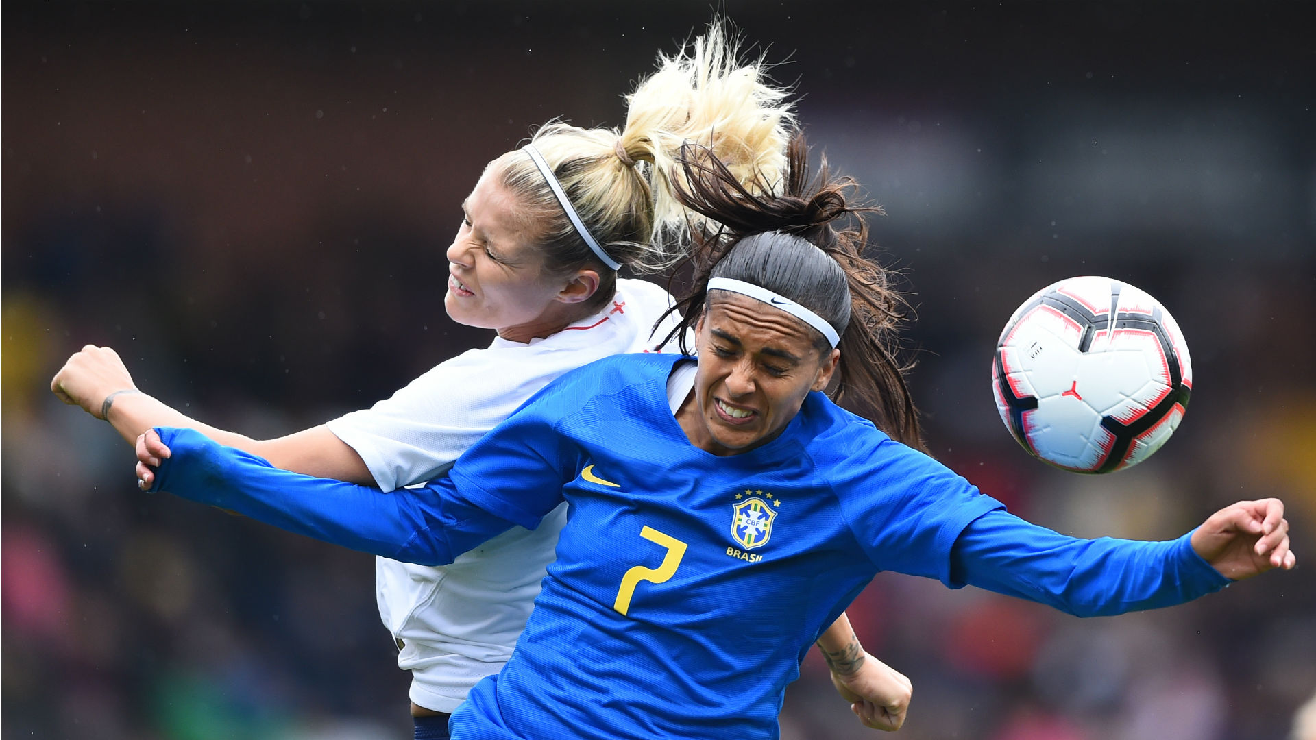 Brazil's Alves ruled out of Women's World Cup