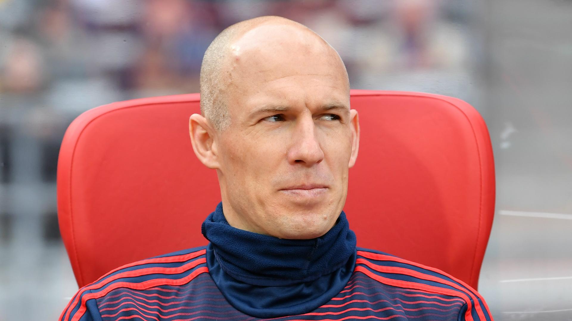 PSV would love to sign Robben – Van Bommel
