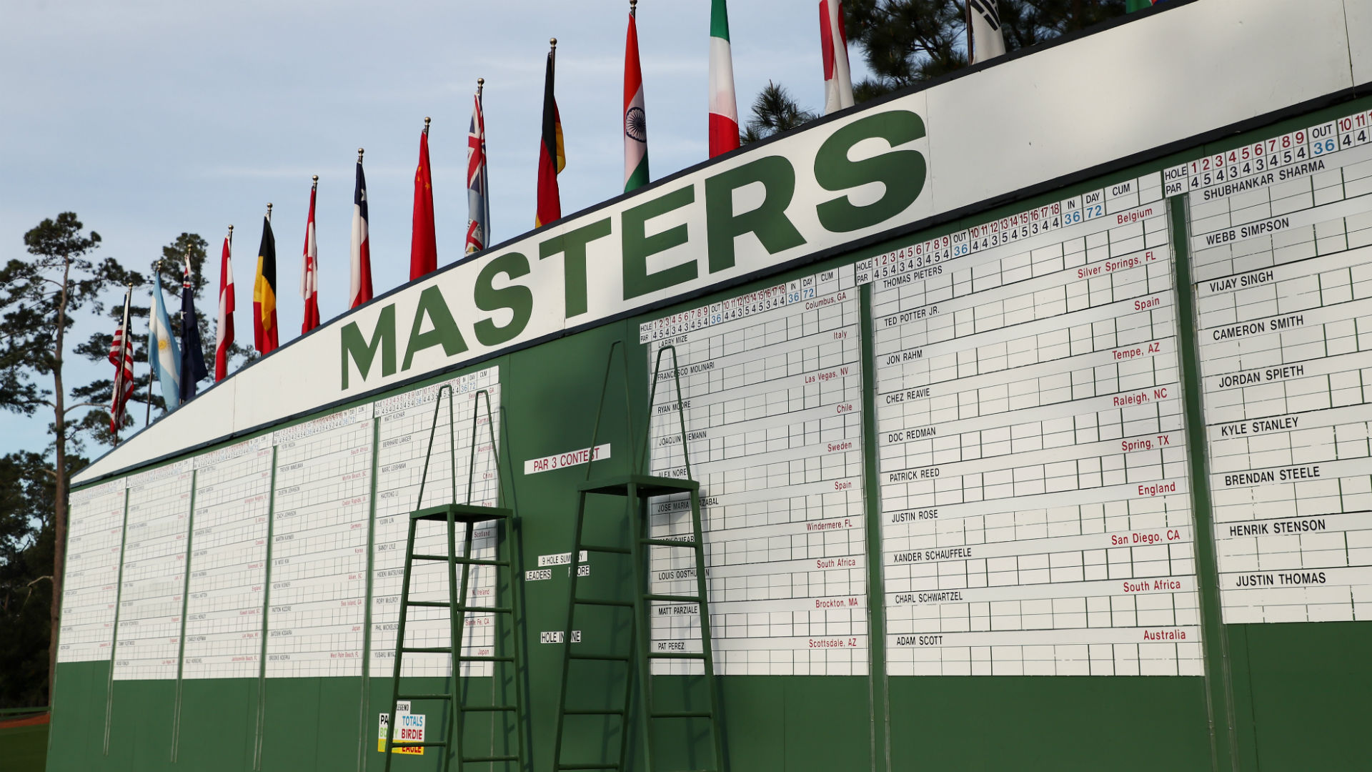 Family pleads guilty to Masters ticket scam