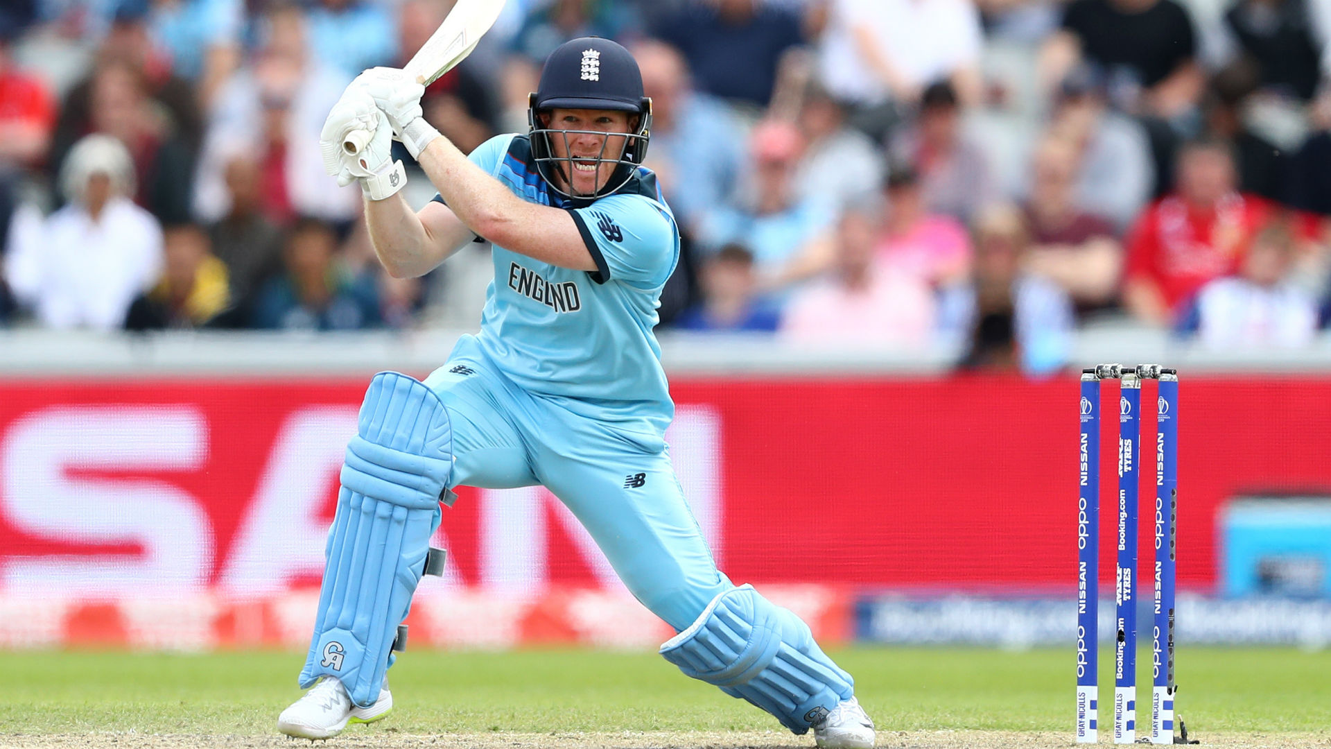 Record six hauls and the second worst ODI bowling figures - Morgan's maximum impact