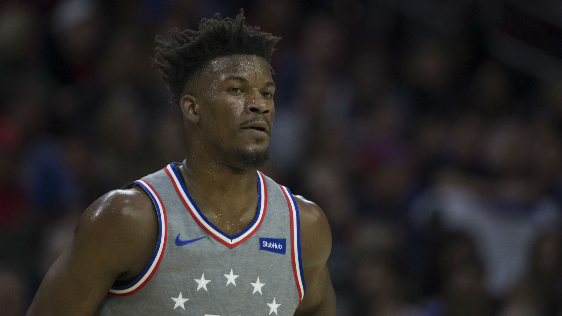 Jimmy Butler free agency rumors: Rockets will be 'aggressive in their pursuit' of wing