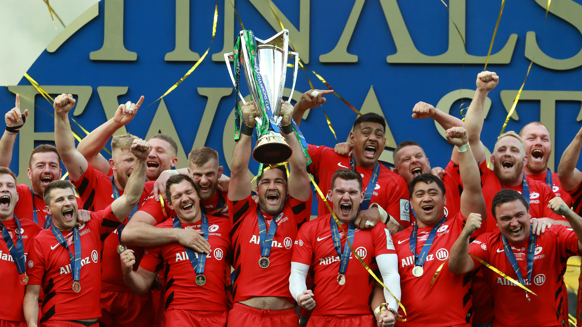 Saracens to face Munster, Racing and Ospreys in tough Champions Cup pool