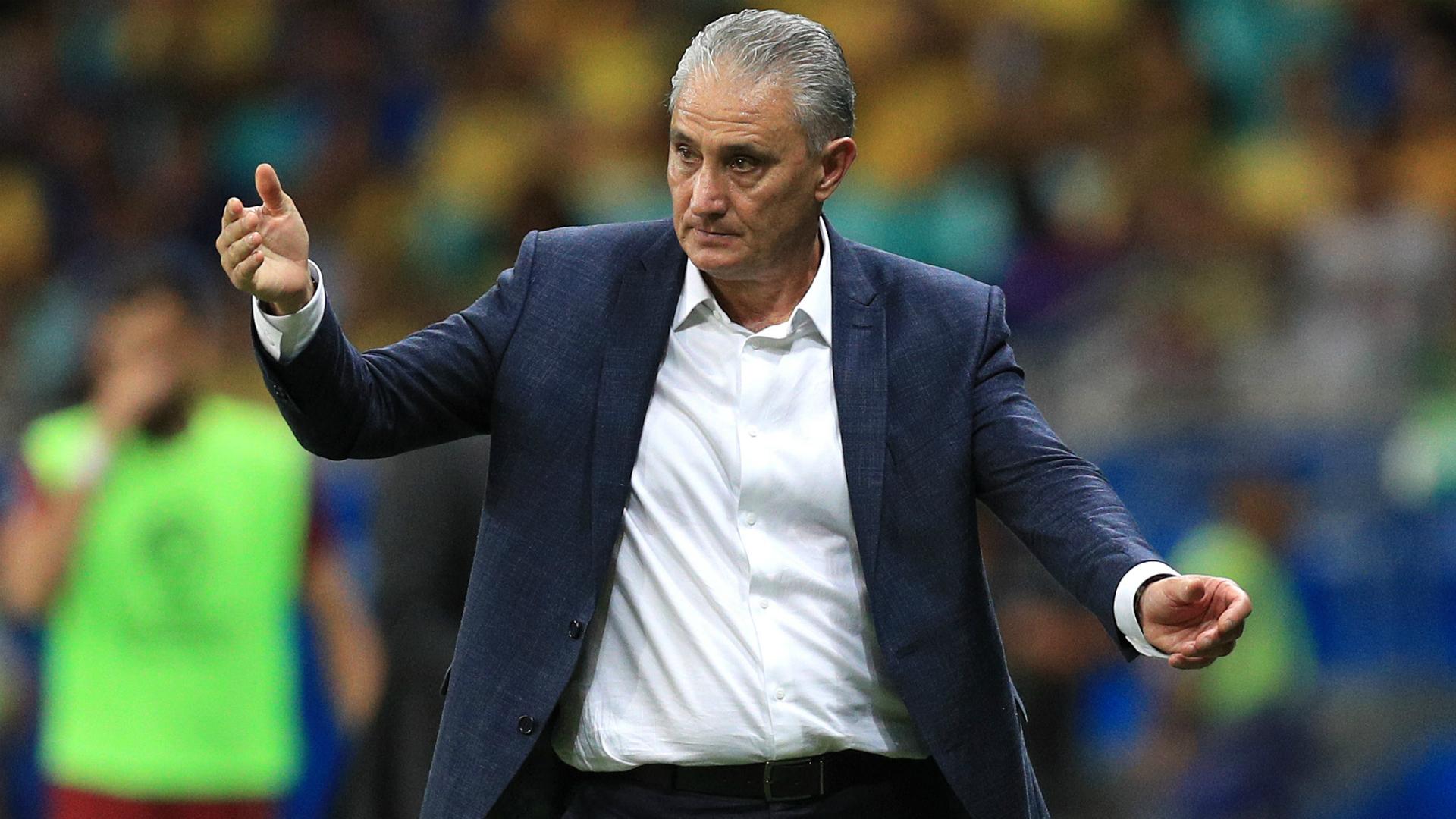 Tite has no VAR complaints as Brazil booed again