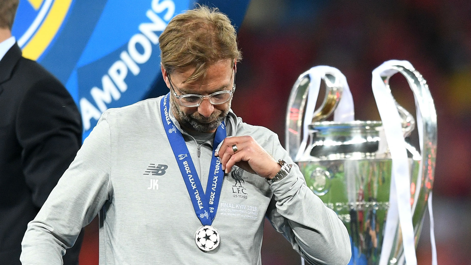A final winner again! 2,576 days and the wait is over for Jurgen Klopp