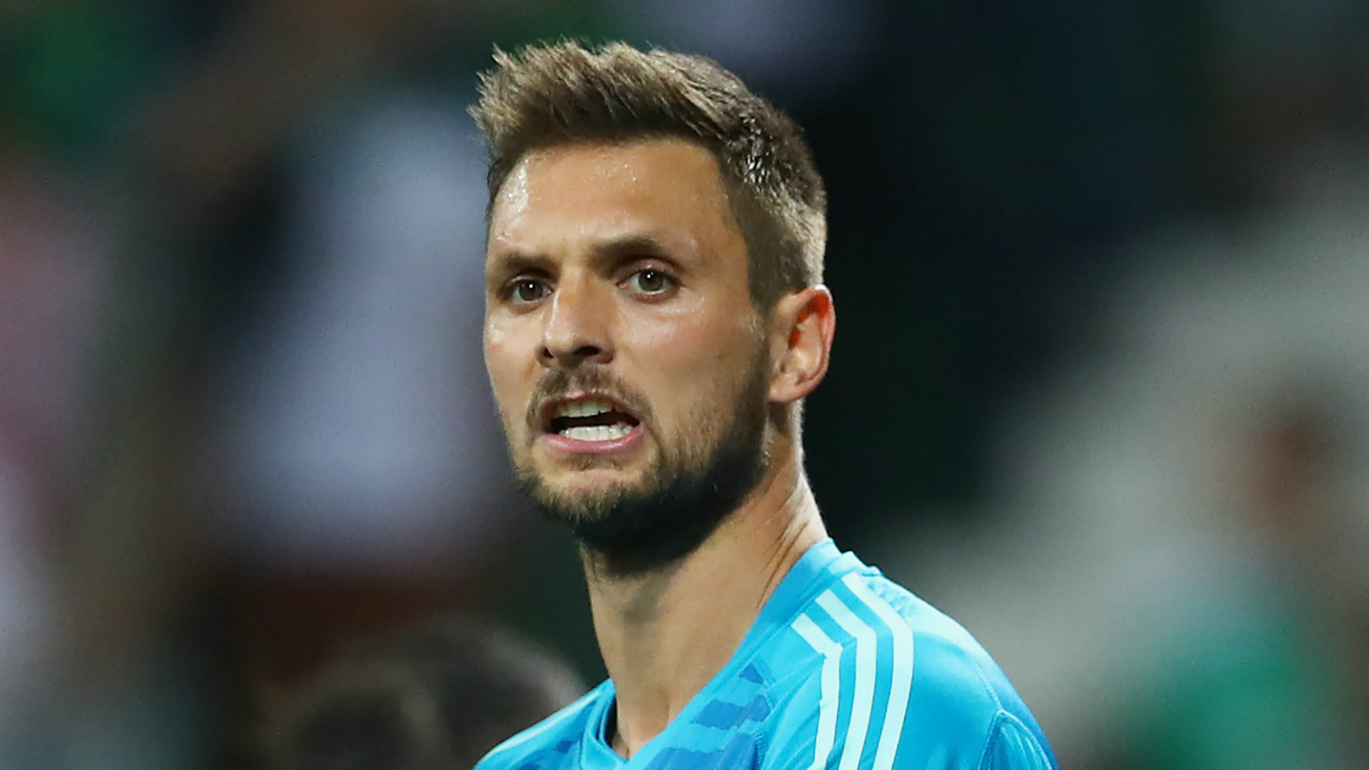 Ulreich receives first Germany call-up after Leno injury