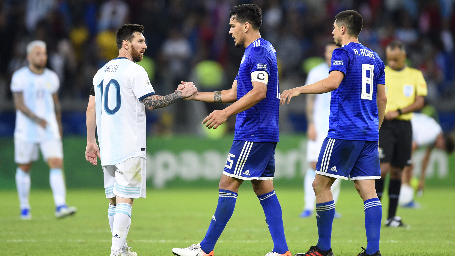 Argentina lucky to be alive at Copa America – Scaloni