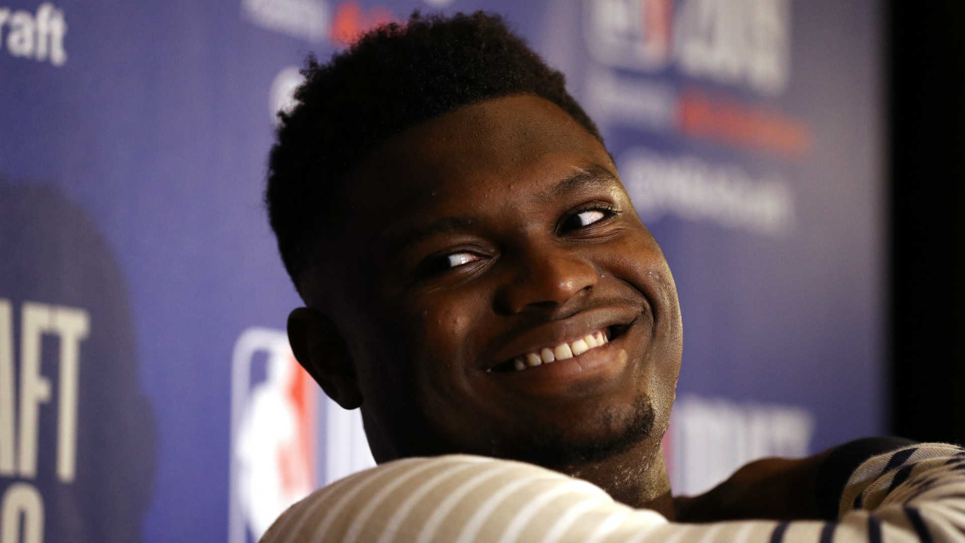NBA Draft 2019: 'We haven't seen the best' of Zion Williamson, his HS coach says