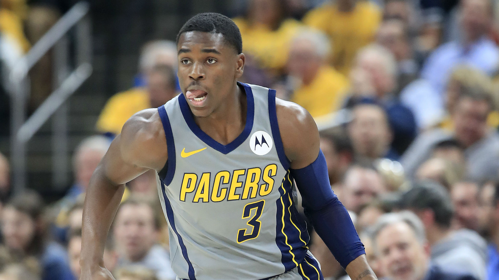 best website fc587 e62e8 NBA trade rumors: At least 3 teams interested in Pacers ...