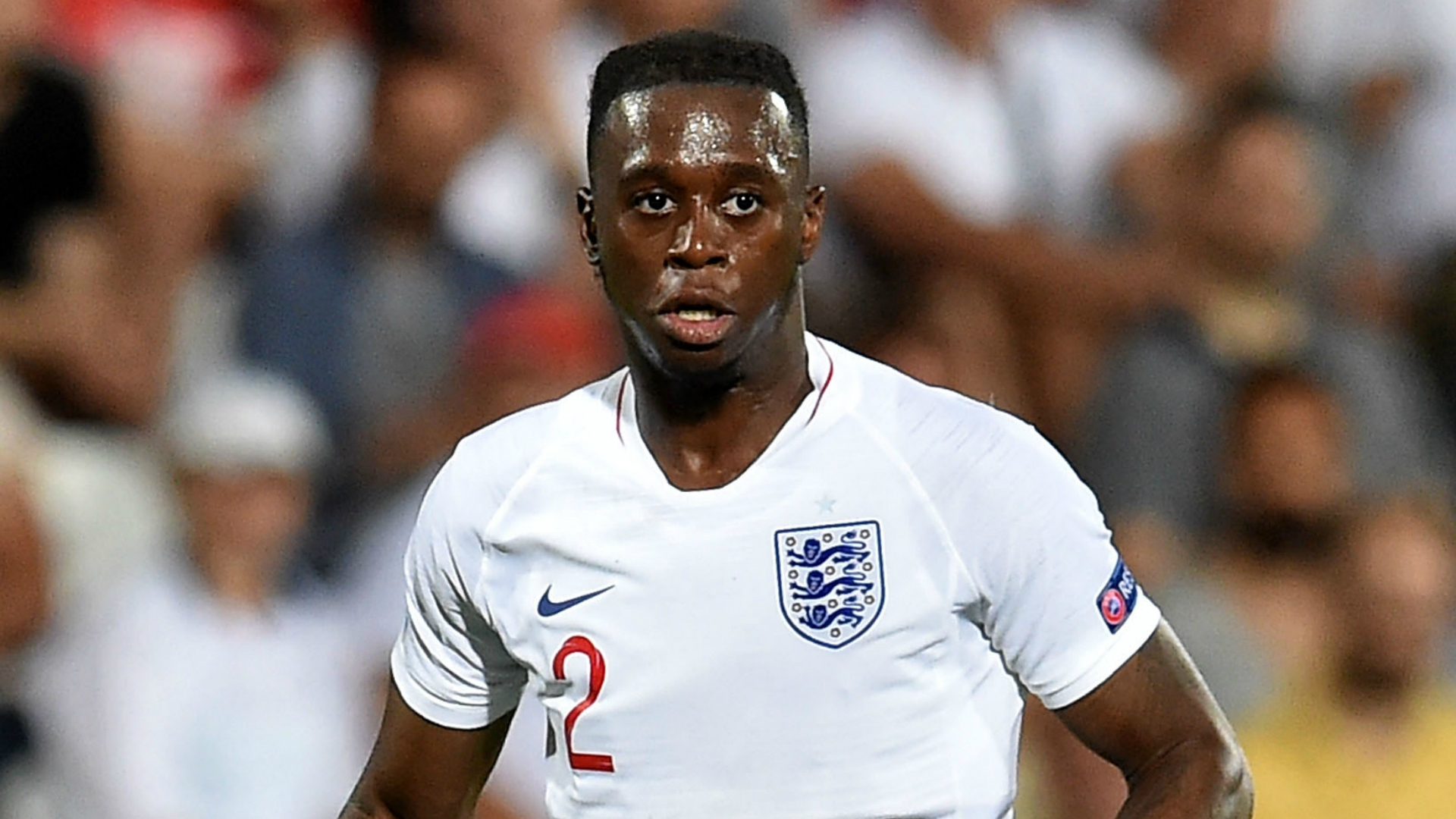 Wan-Bissaka 'thinking about' Man Utd speculation