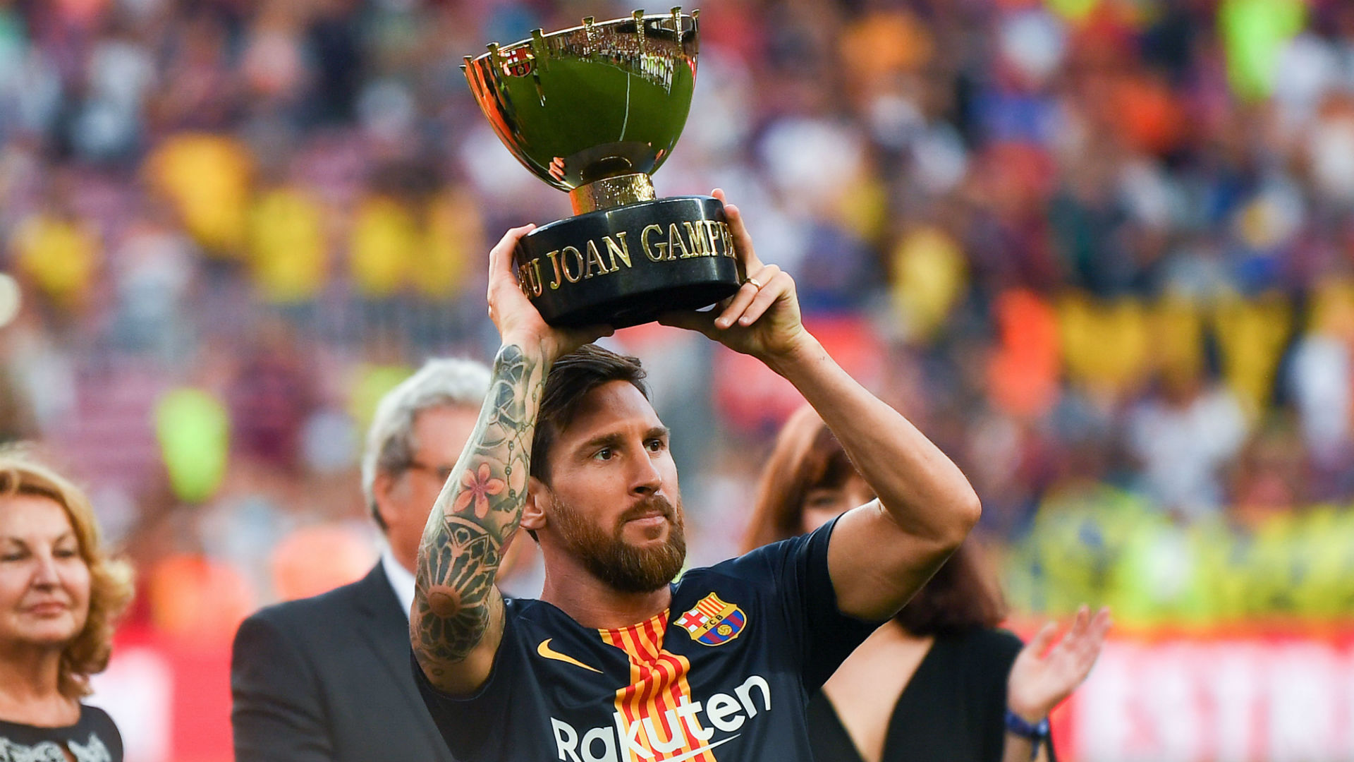 Barcelona to host Arsenal in Joan Gamper Trophy