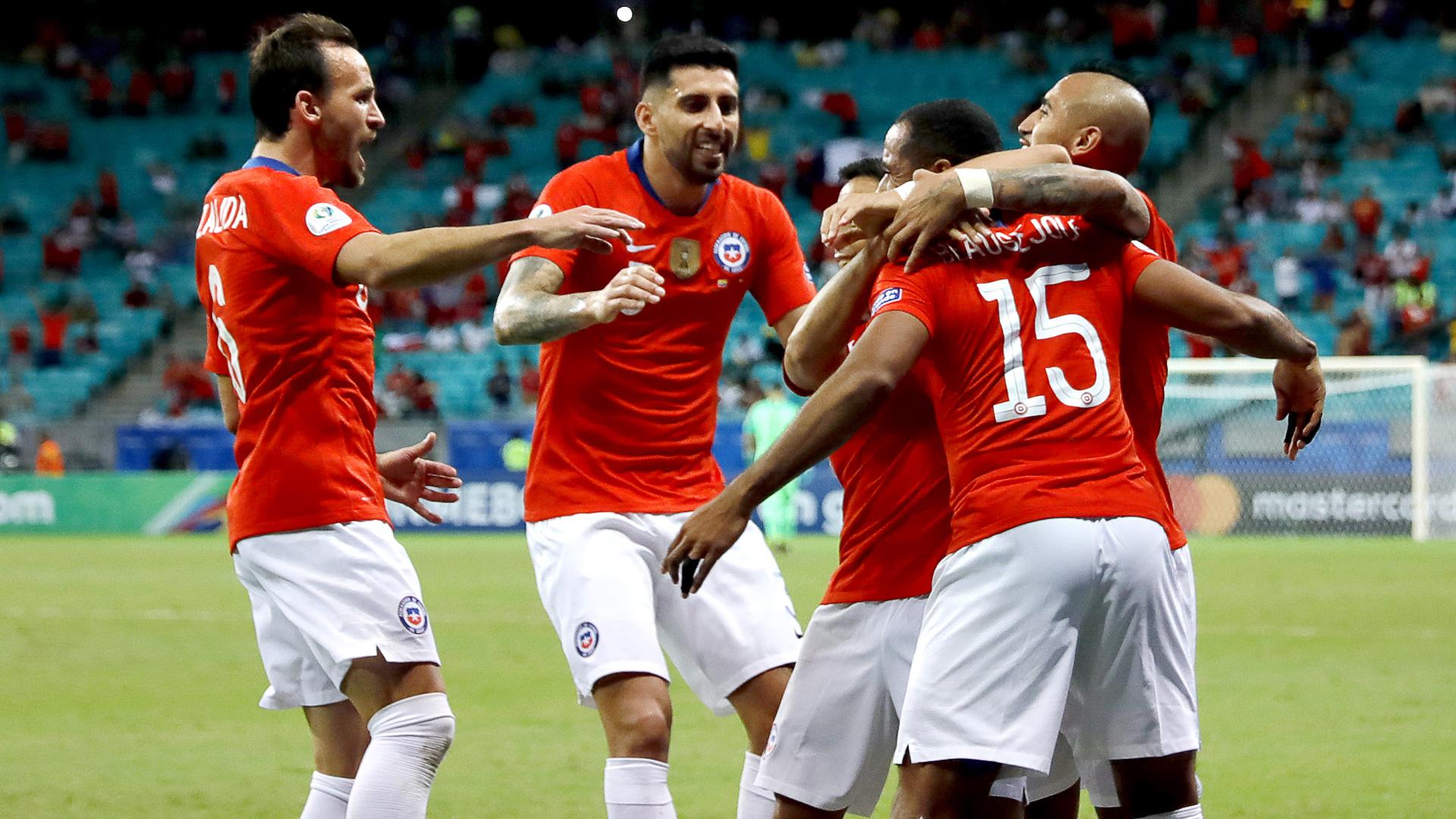 Ecuador 1 Chile 2: Sanchez scores winner as Copa holders progress