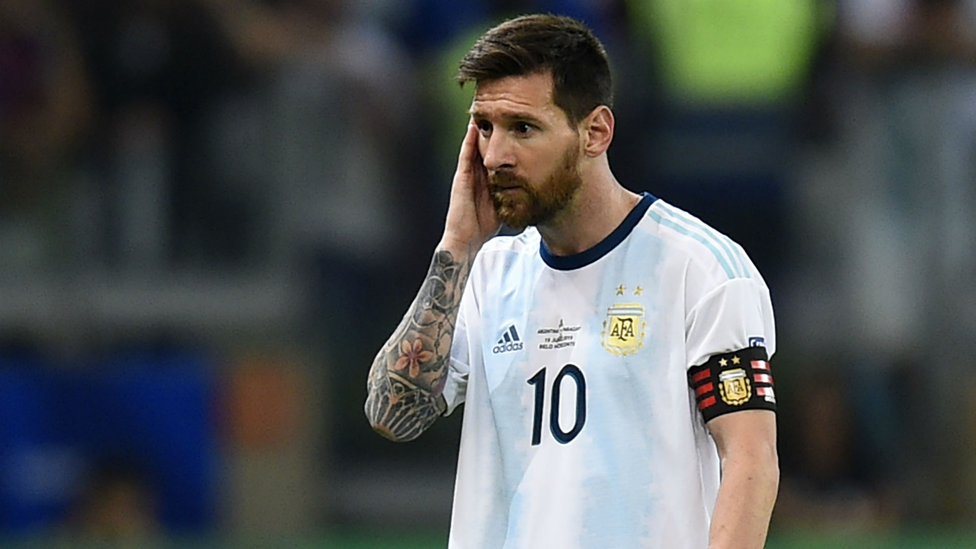 Qatar v Argentina: Messi desperate to avoid 'crazy' elimination