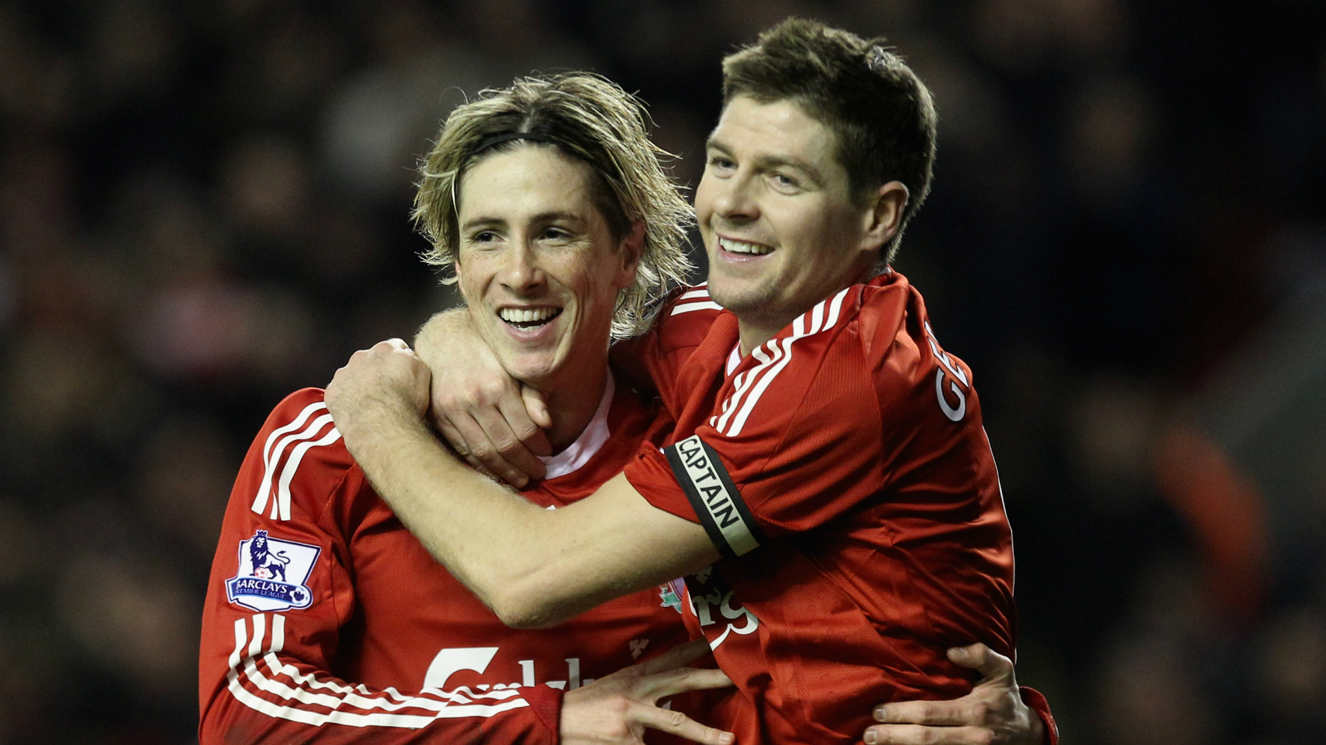 I would love to relive that spell - Torres hails Gerrard as favourite team-mate