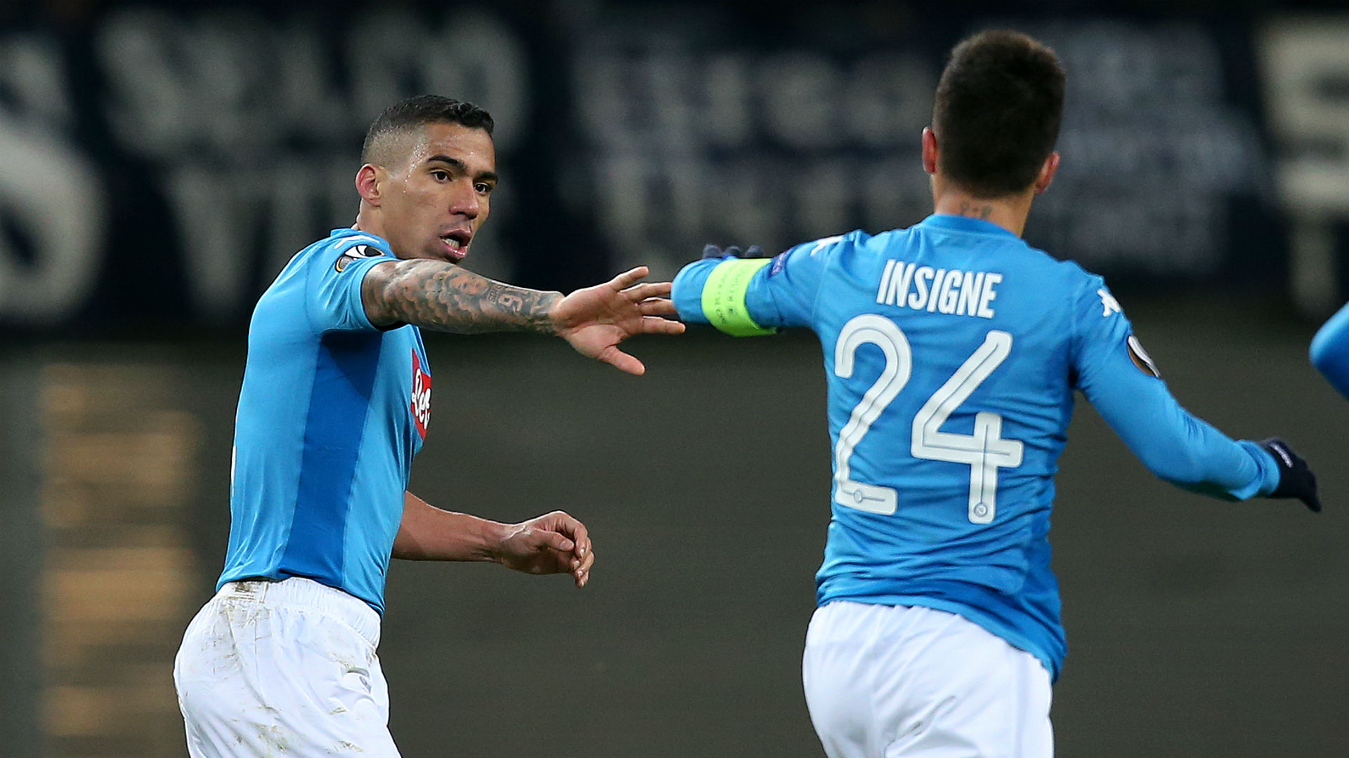 First big hoax of the season - Napoli shut down Allan & Insigne sale rumours