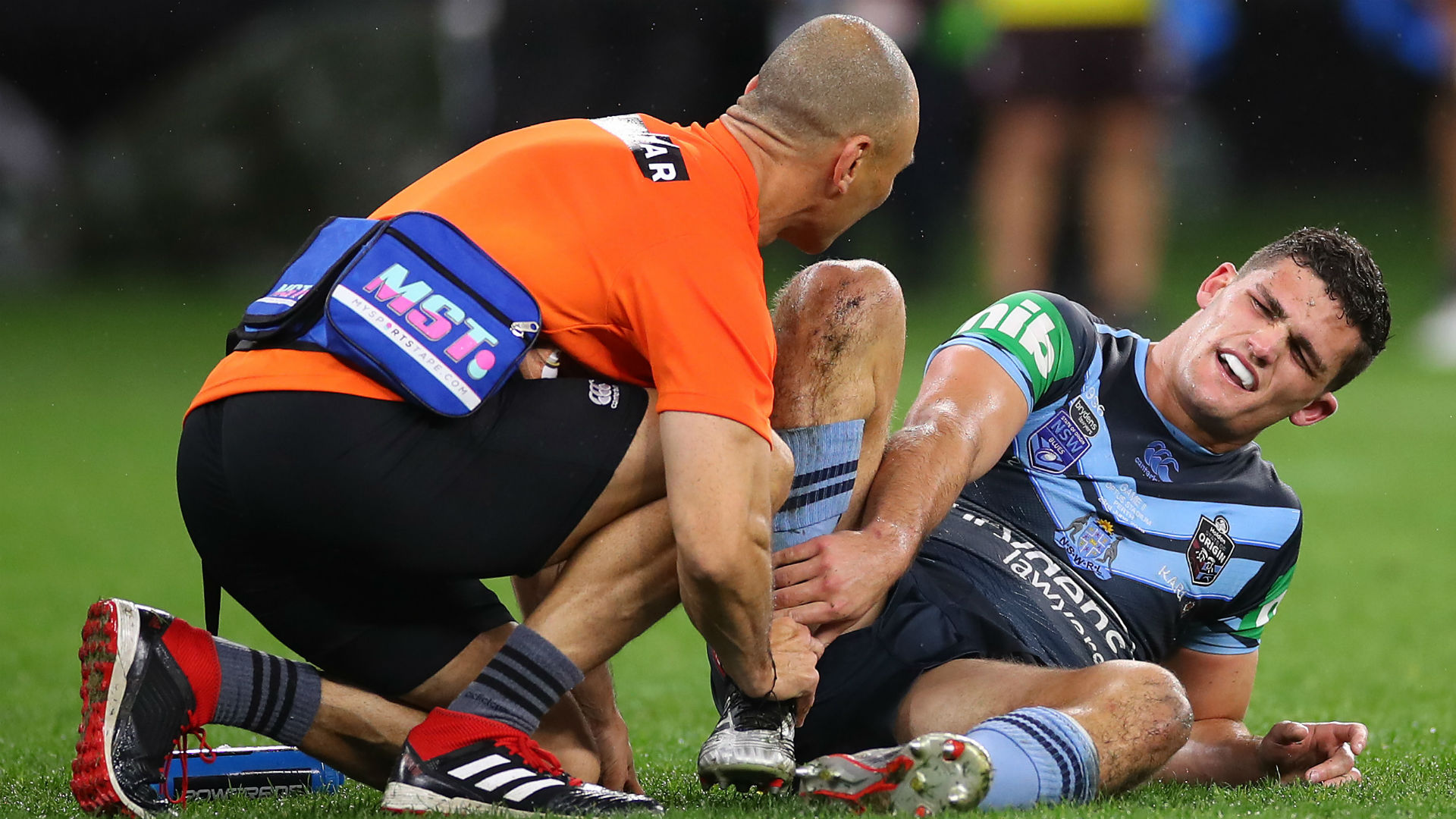 Missing Origin decider would be 'devastating' for injured Cleary