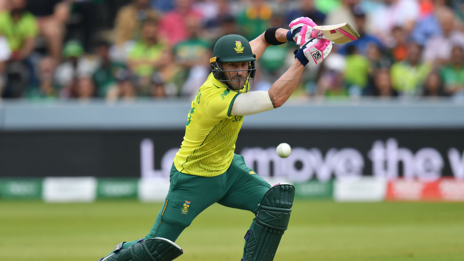 South Africa suffering confidence crisis - Du Plessis