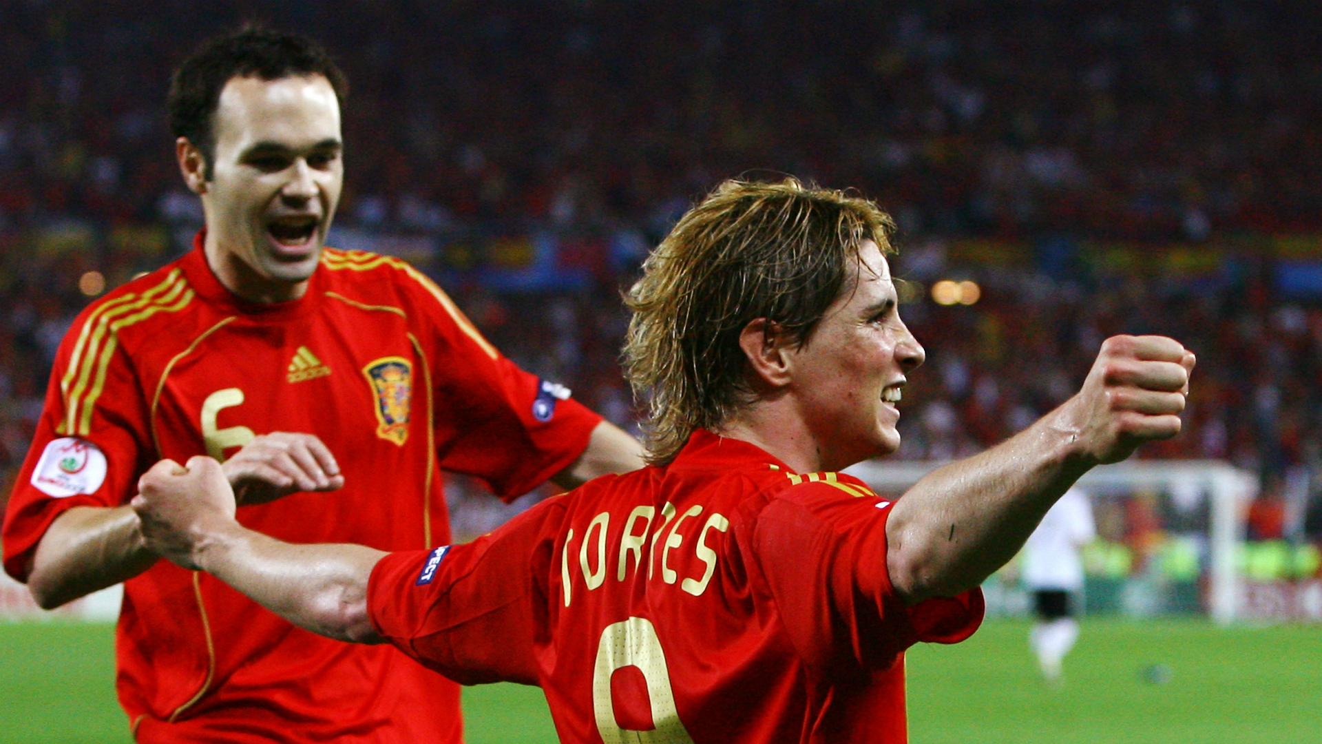 Torres looking forward to 'perfect finale' with Iniesta and Villa