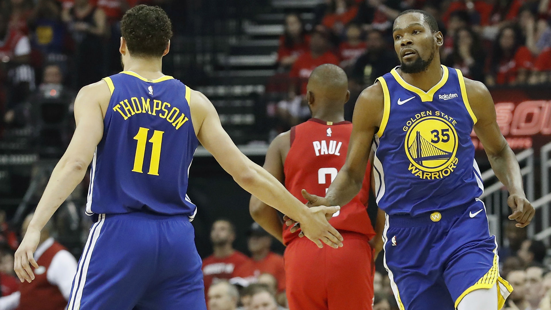 Iguodala: Durant and Thompson? Nobody's going to the Knicks