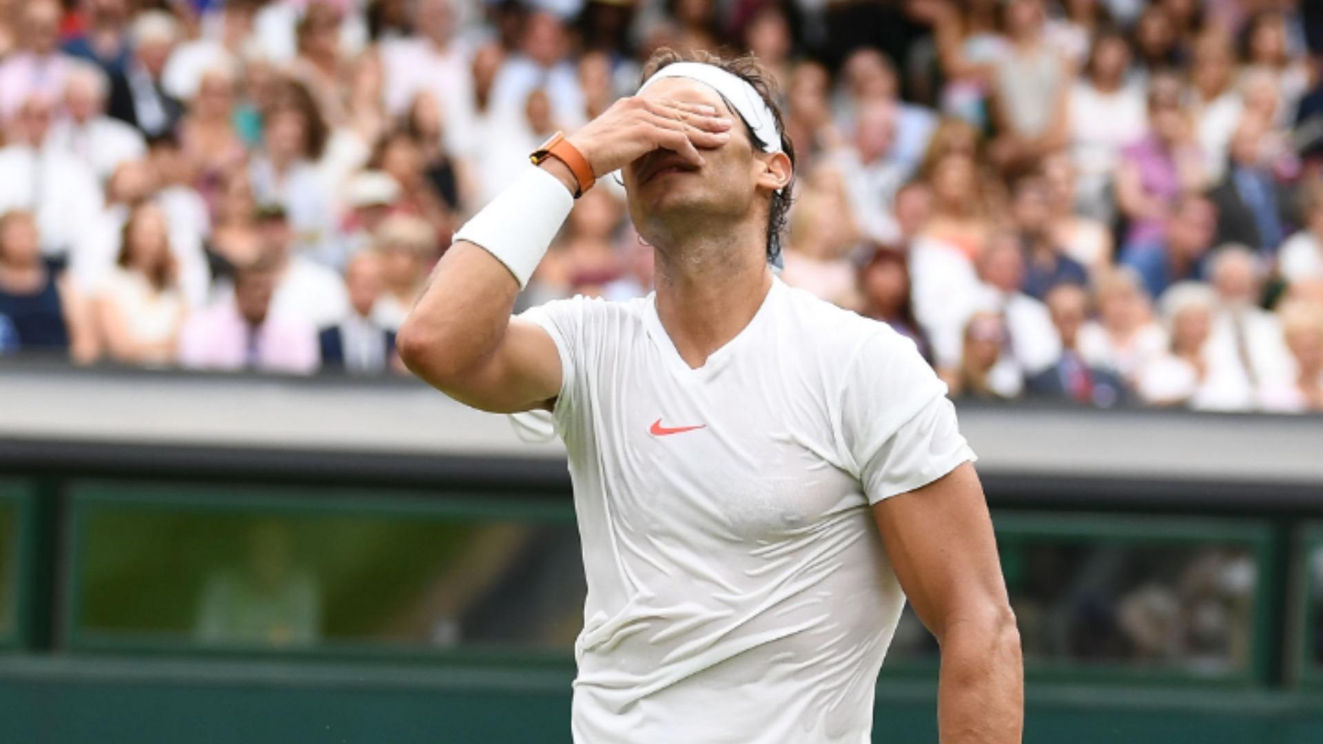 Wimbledon seeding is disrespectful, says Nadal