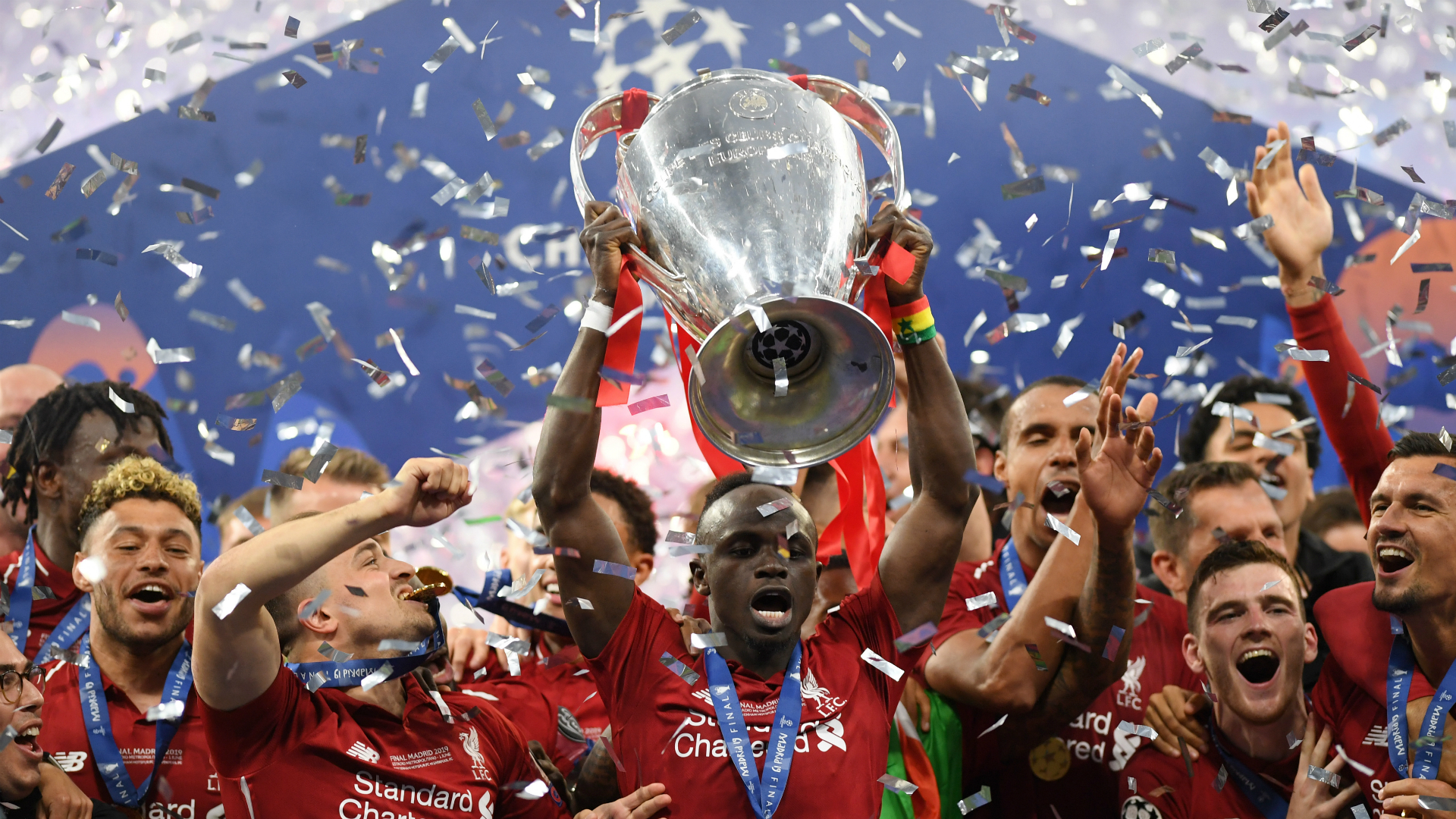 It's my big dream - Mane would swap Champions League crown for AFCON success