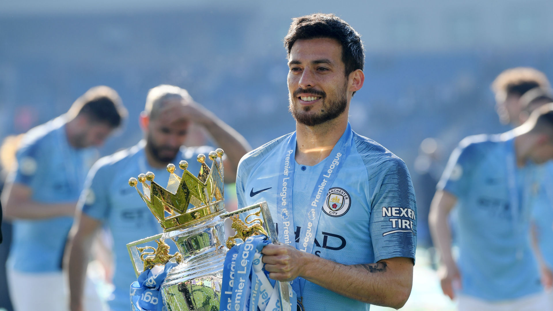 Silva confirms plans to leave Manchester City