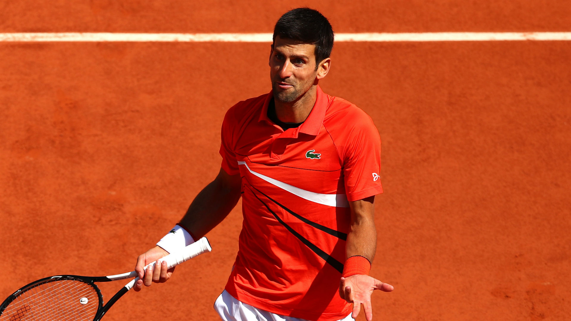 Djokovic surprised by reported Federer, Nadal Wimbledon seedings
