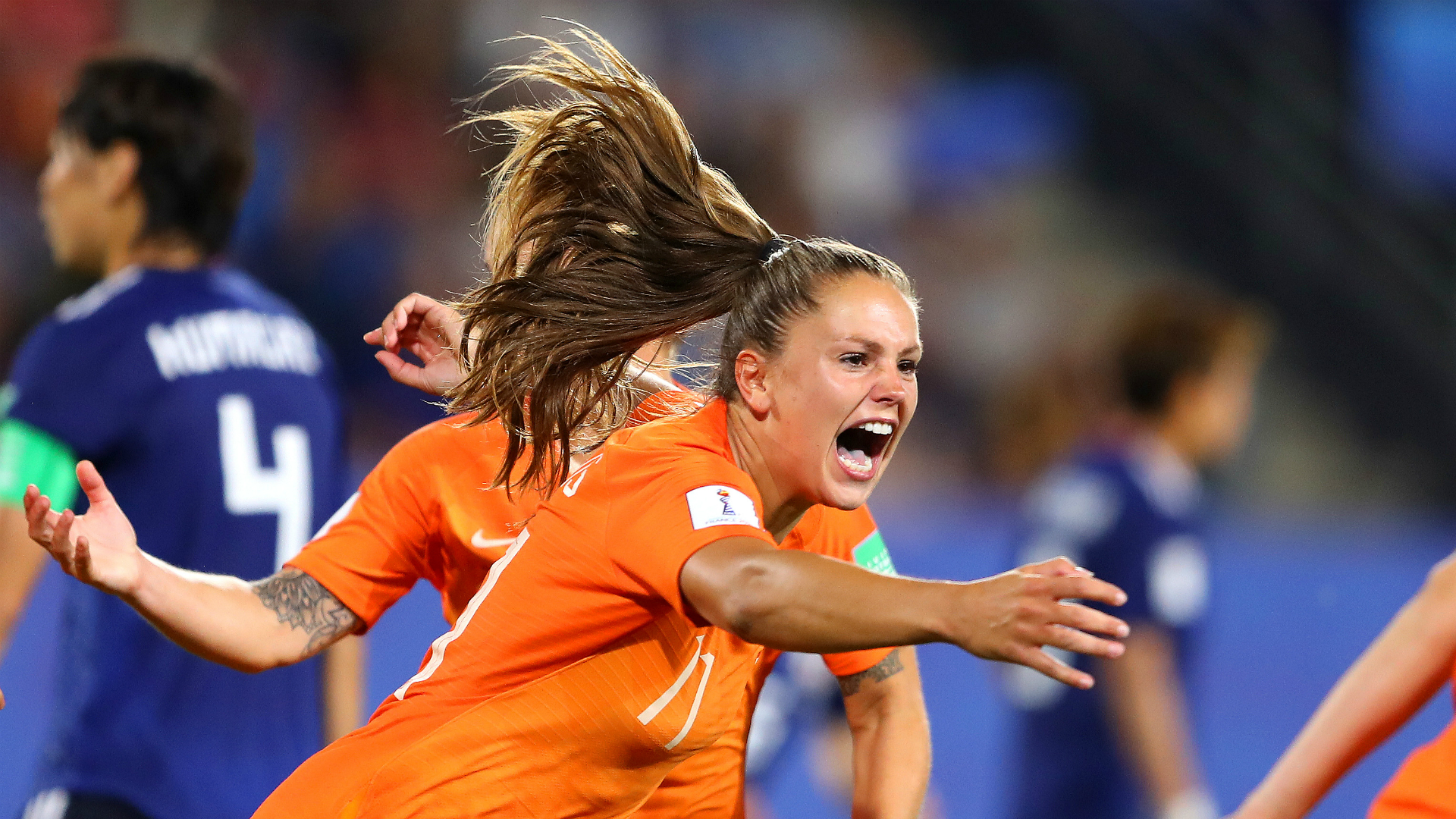 Netherlands and Italy to meet in Women's World Cup quarters as Asian sides exit