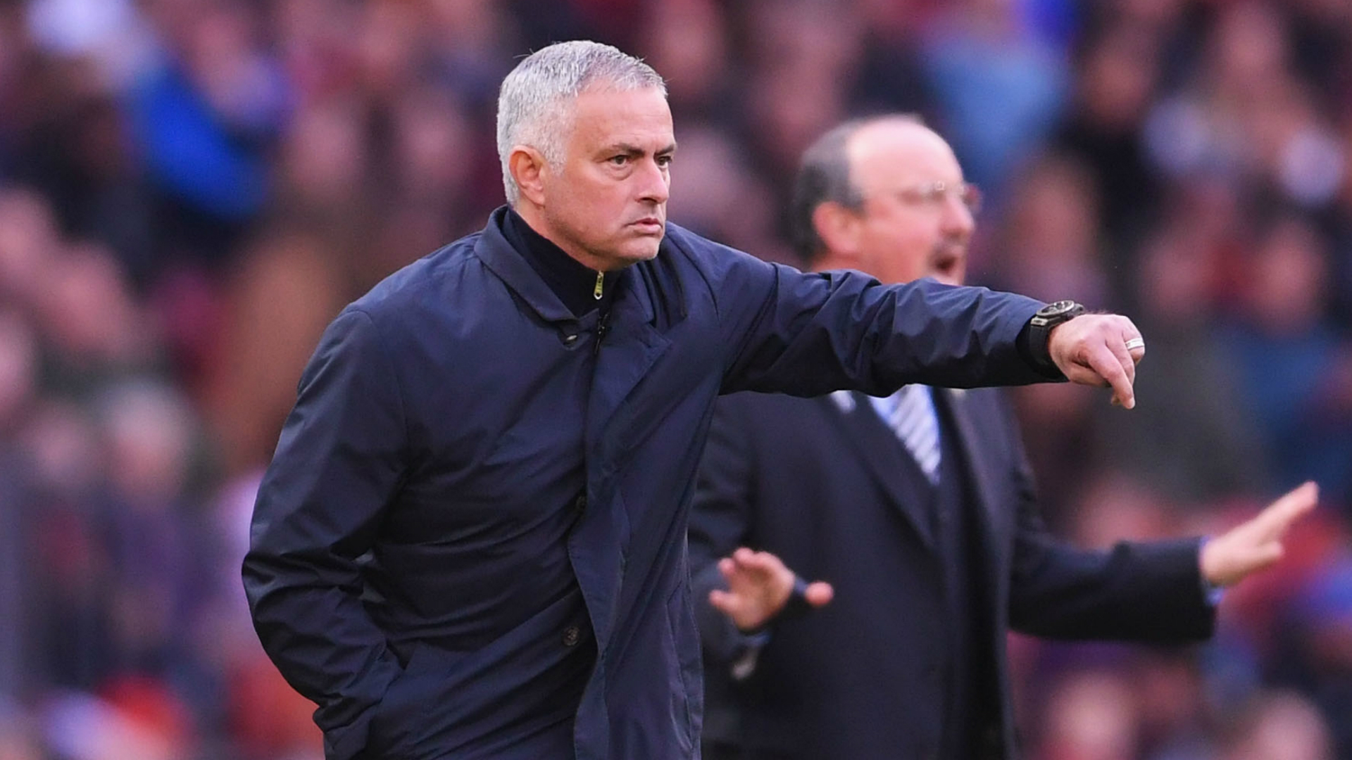 'Eighth or ninth is not for me' - Mourinho cold on Newcastle links