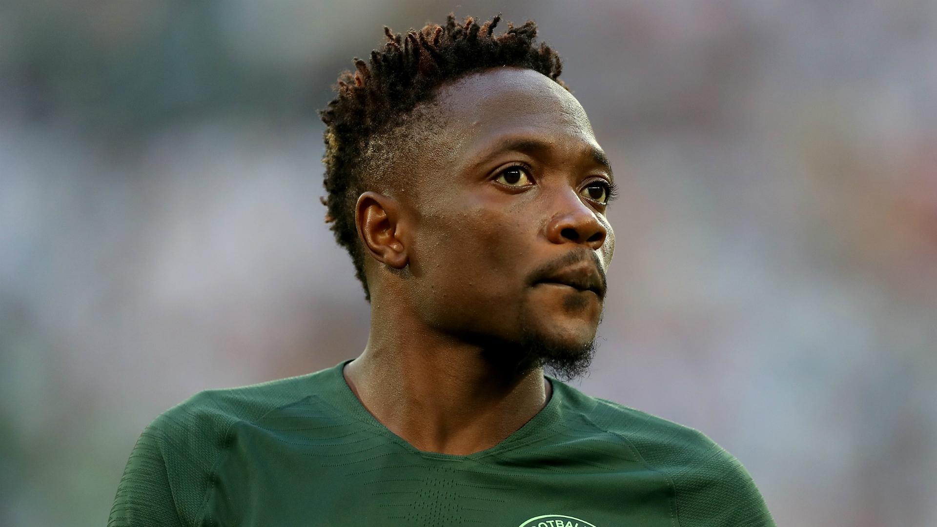 Nigeria v Guinea: Bonus issue overshadows Super Eagles' preparations