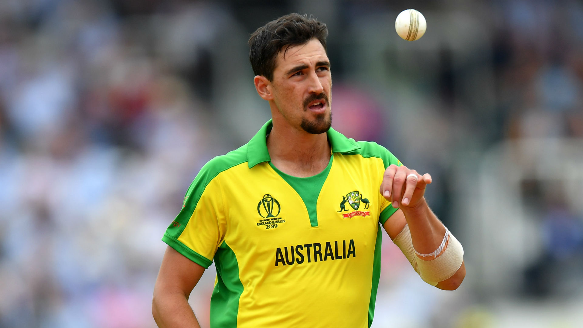 Starc's stunning Lord's show sends ominous message to Australia's World Cup rivals