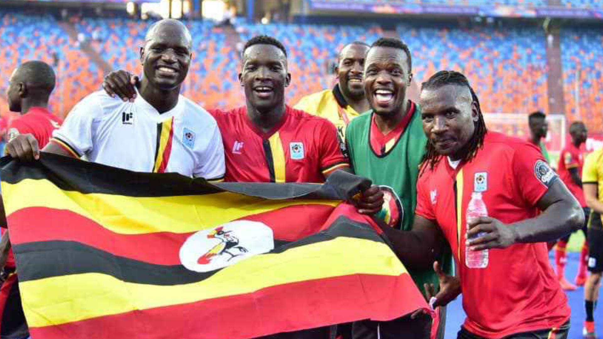 Uganda v Zimbabwe: Cranes captain Onyango ready for familiar foes