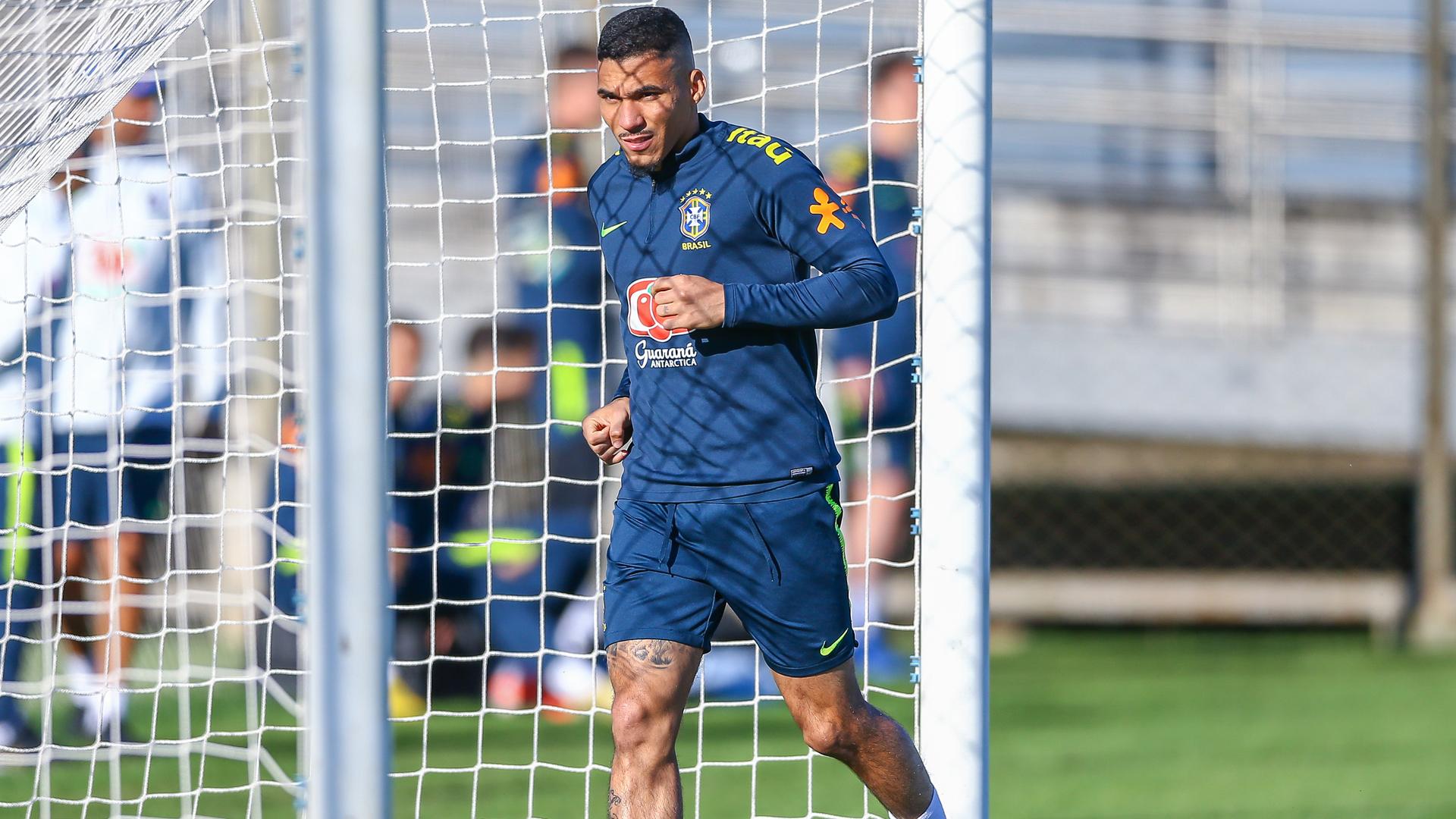 Allan to start for Brazil against Paraguay