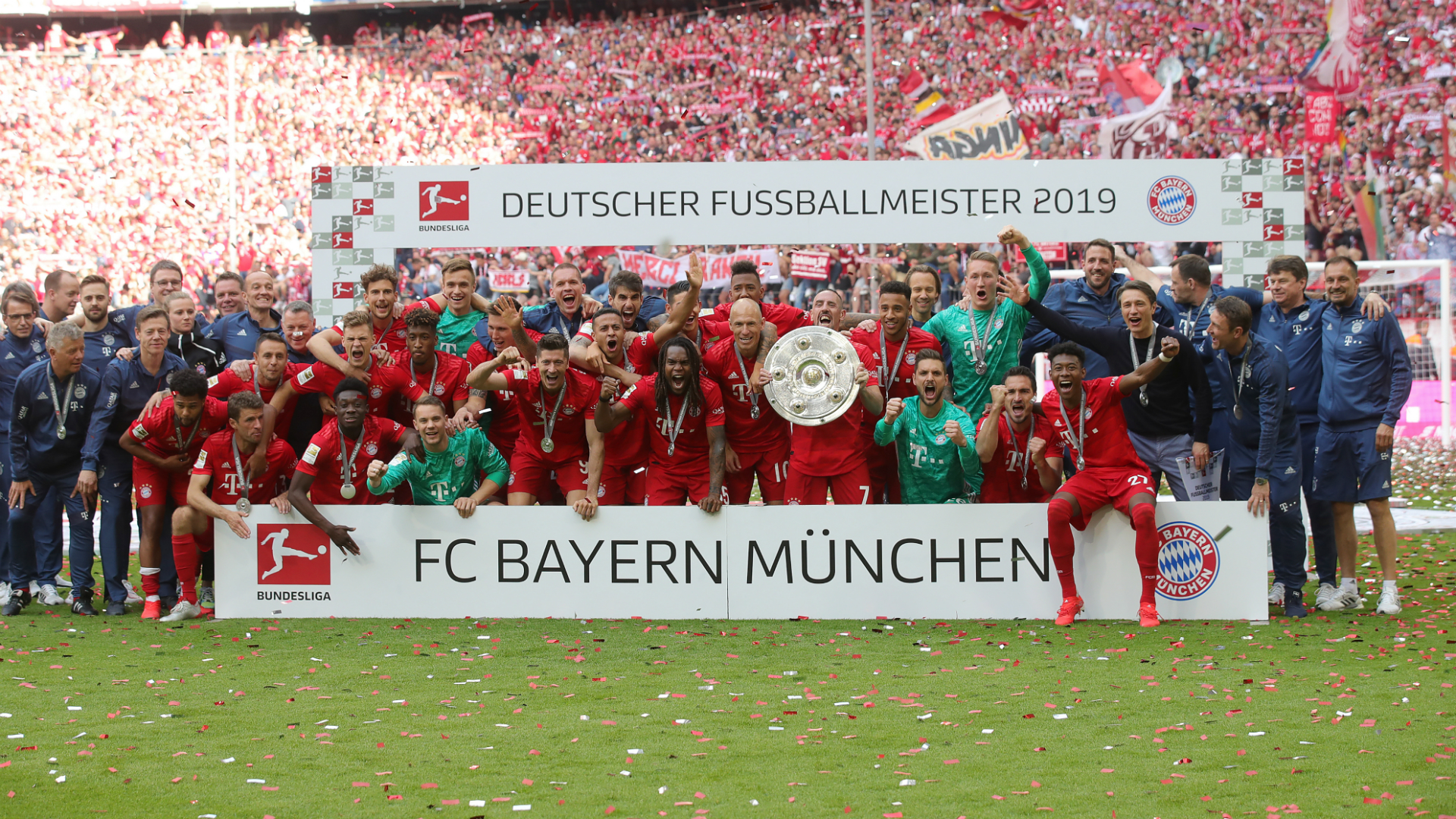 Bundesliga 2019-20 fixtures: Bayern Munich host Hertha in season opener