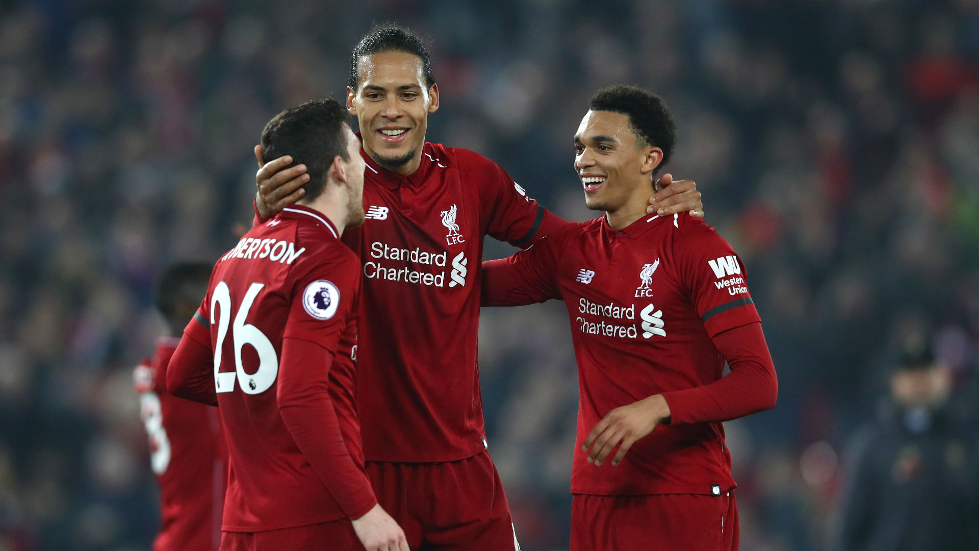 Messi, Neymar and Mbappe feature, but Liverpool lead most valuable XI
