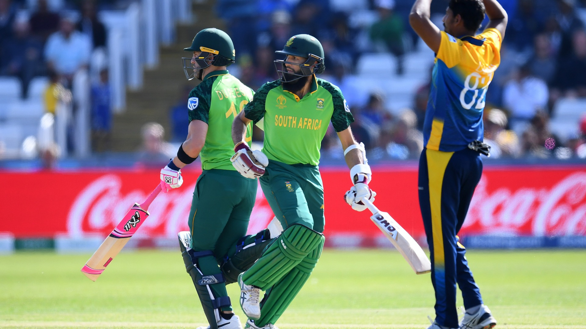 A long time coming - Du Plessis stars in 'bittersweet' South Africa win