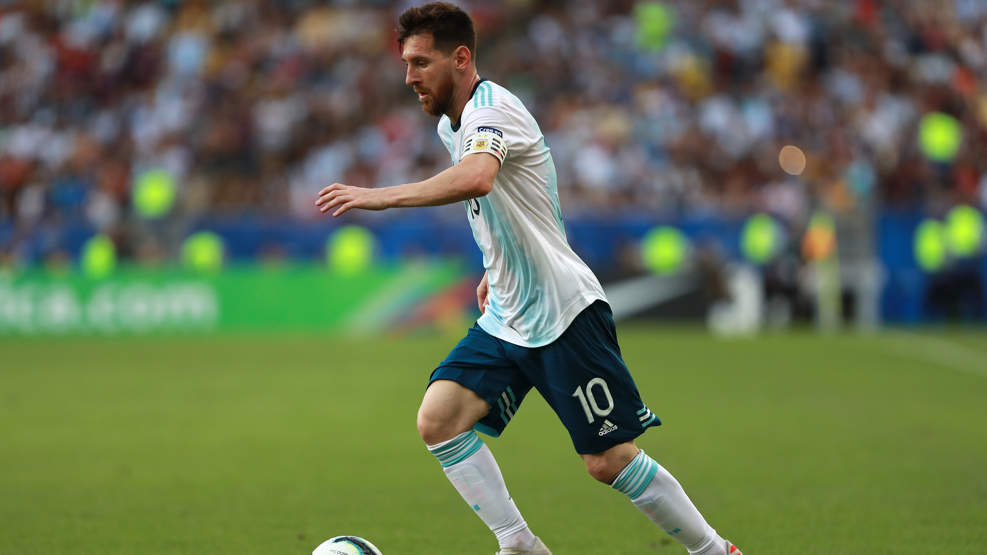 Messi: It hasn't been my best Copa America