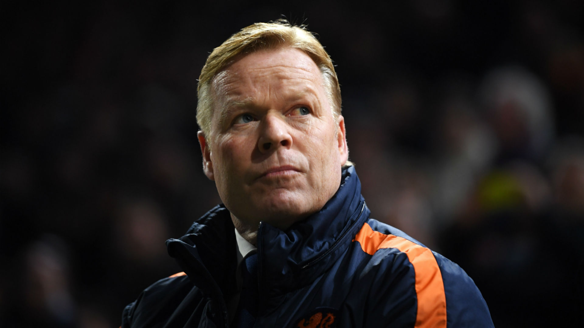 Koeman rules himself out of Barcelona running