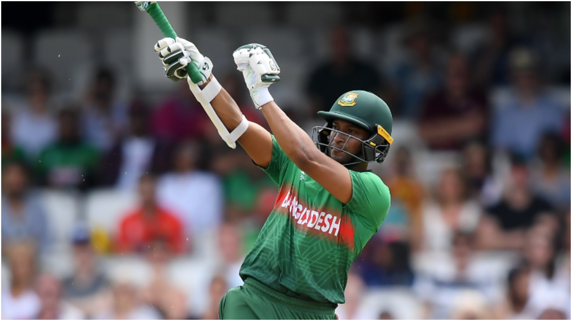 Shakib aiming to build on opening Bangladesh win