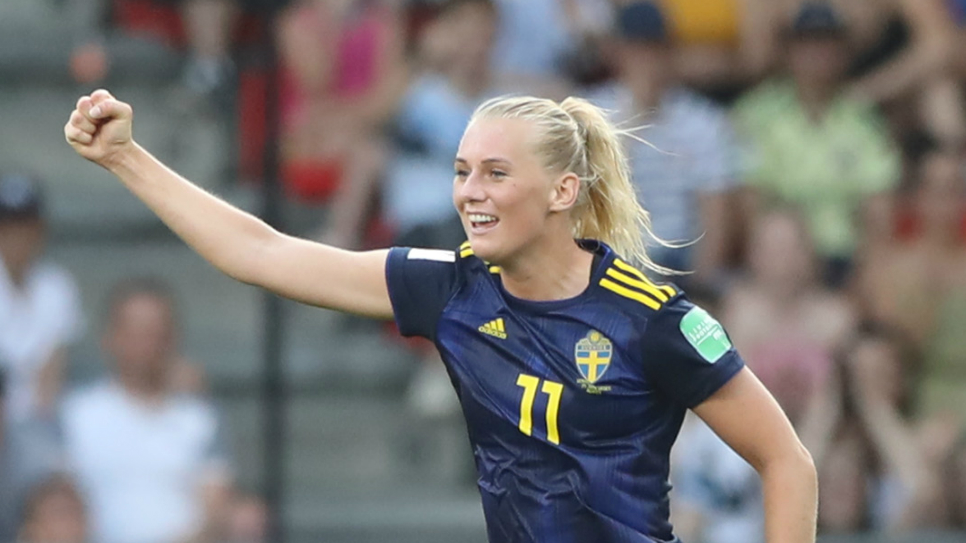 Sweden and Netherlands book Women's World Cup semi-final clash