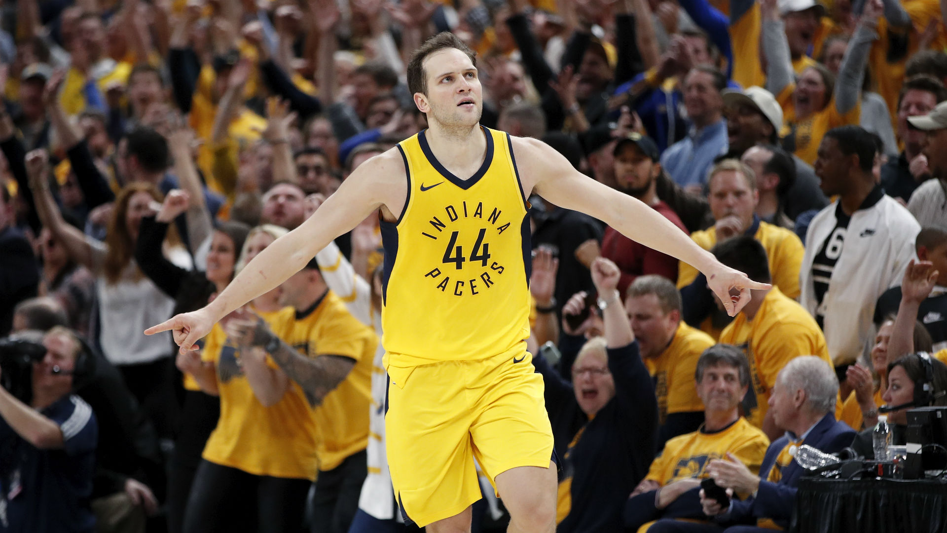 NBA free agency rumors: Jazz showing 'significant' interest in Bojan Bogdanovic