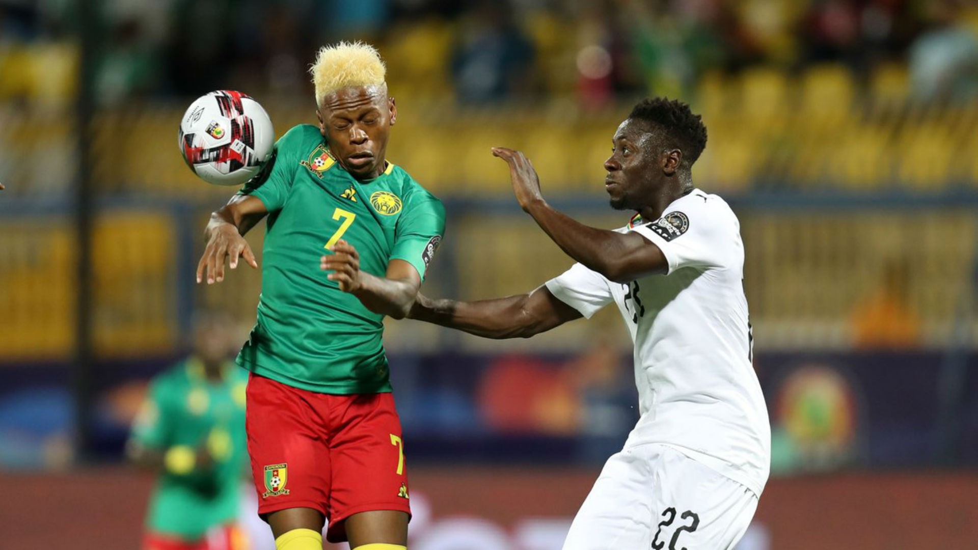 Cameroon 0 Ghana 0: Black Stars' AFCON campaign in trouble