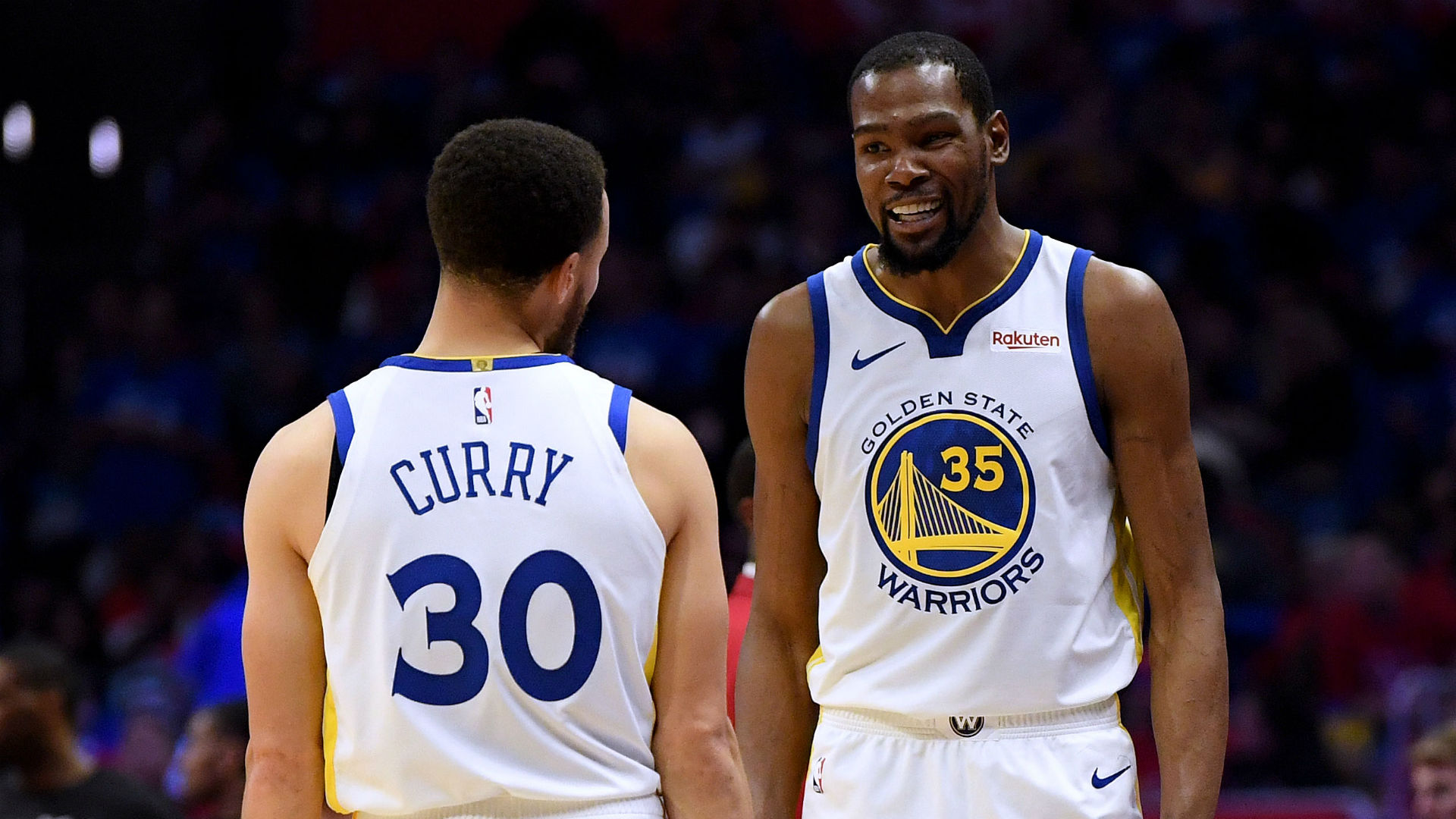 Warriors' Stephen Curry will visit Kevin Durant in New York before free agency begins, report says
