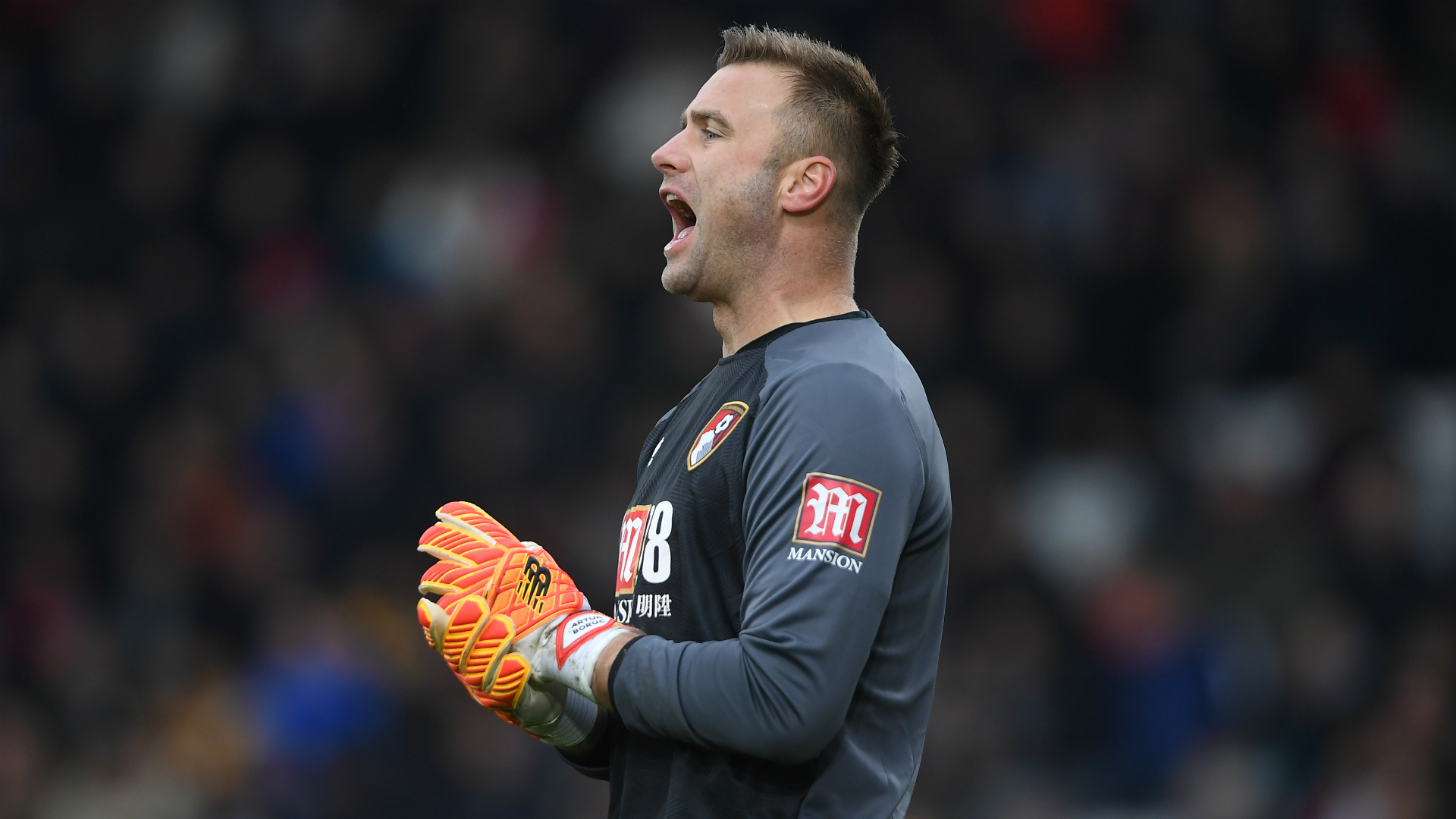 Artur Boruc signs up for one more year at Bournemouth