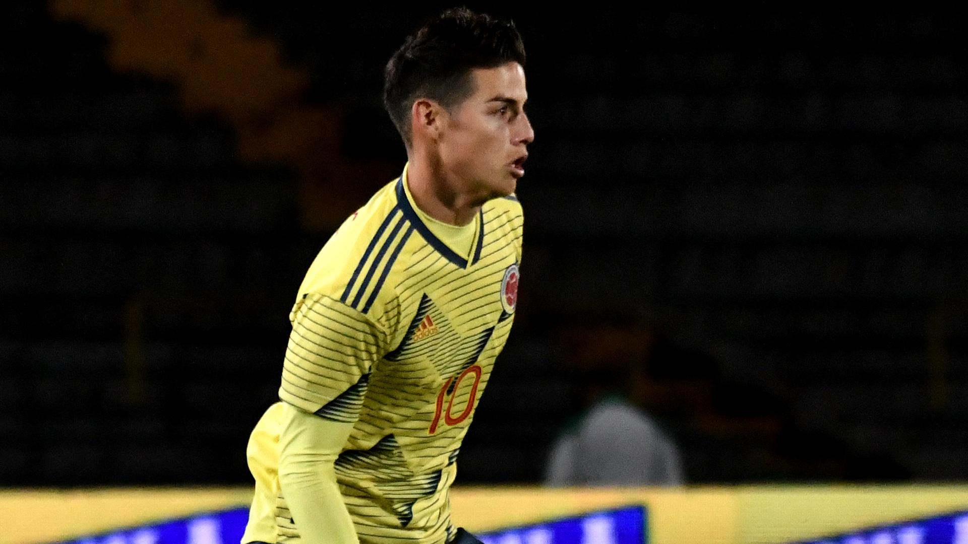 James calm despite uncertainty over future
