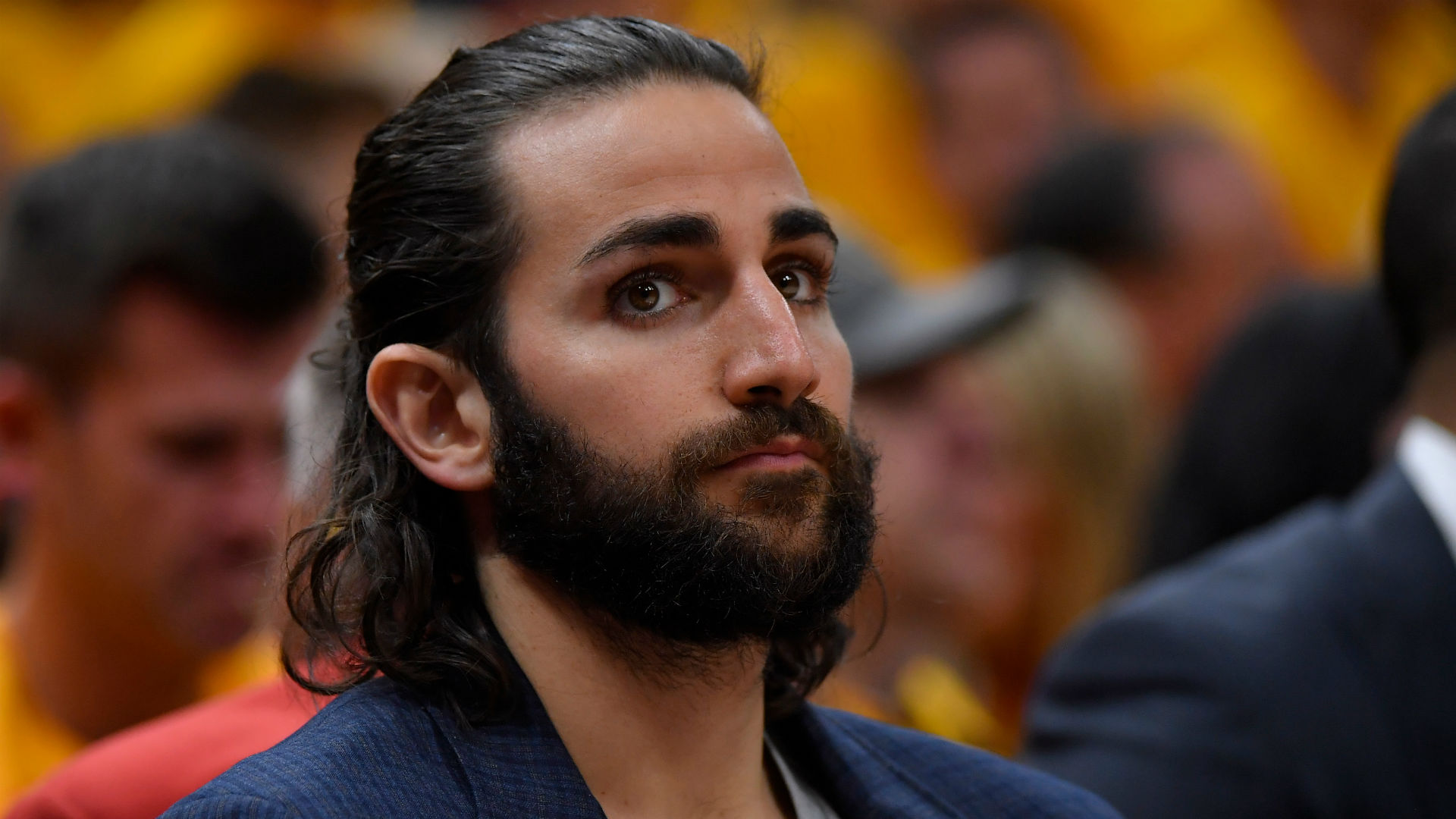 Jazz guard Ricky Rubio says he is 'not priority number one' for Utah