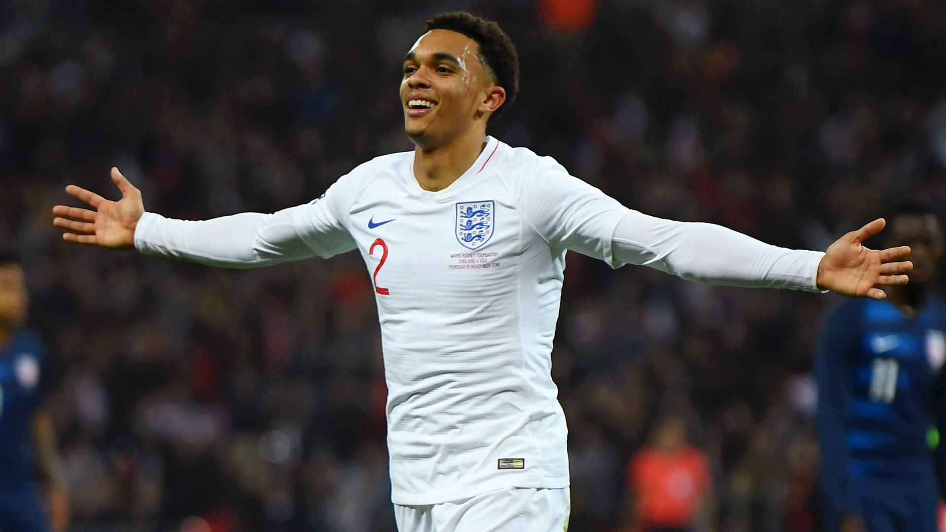Alexander-Arnold still in dreamland as he targets 'massive' Nations League triumph