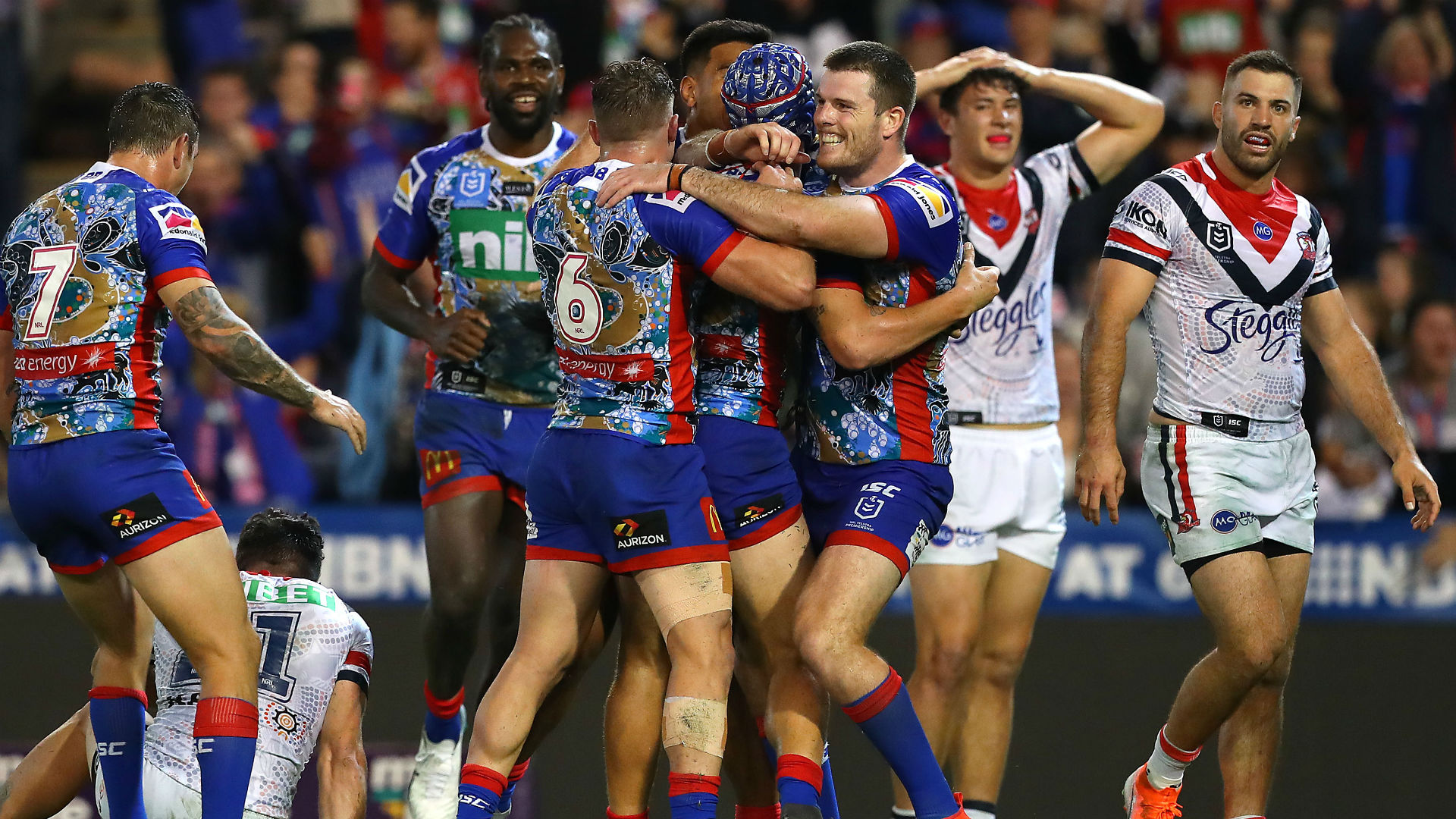 NRL Opta facts: Rested Knights target Rabbitohs, Storm aim to maintain streak