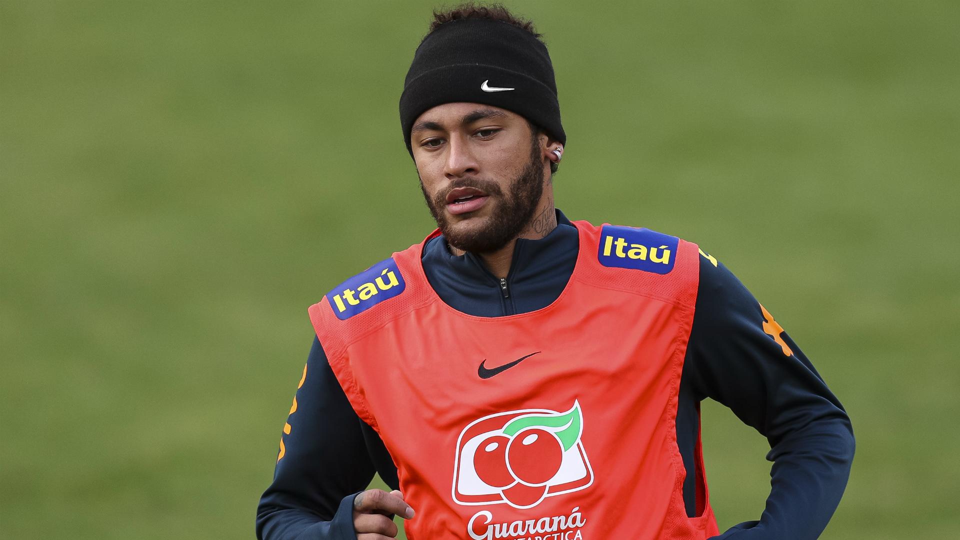 Neymar braced for toughest match of his career