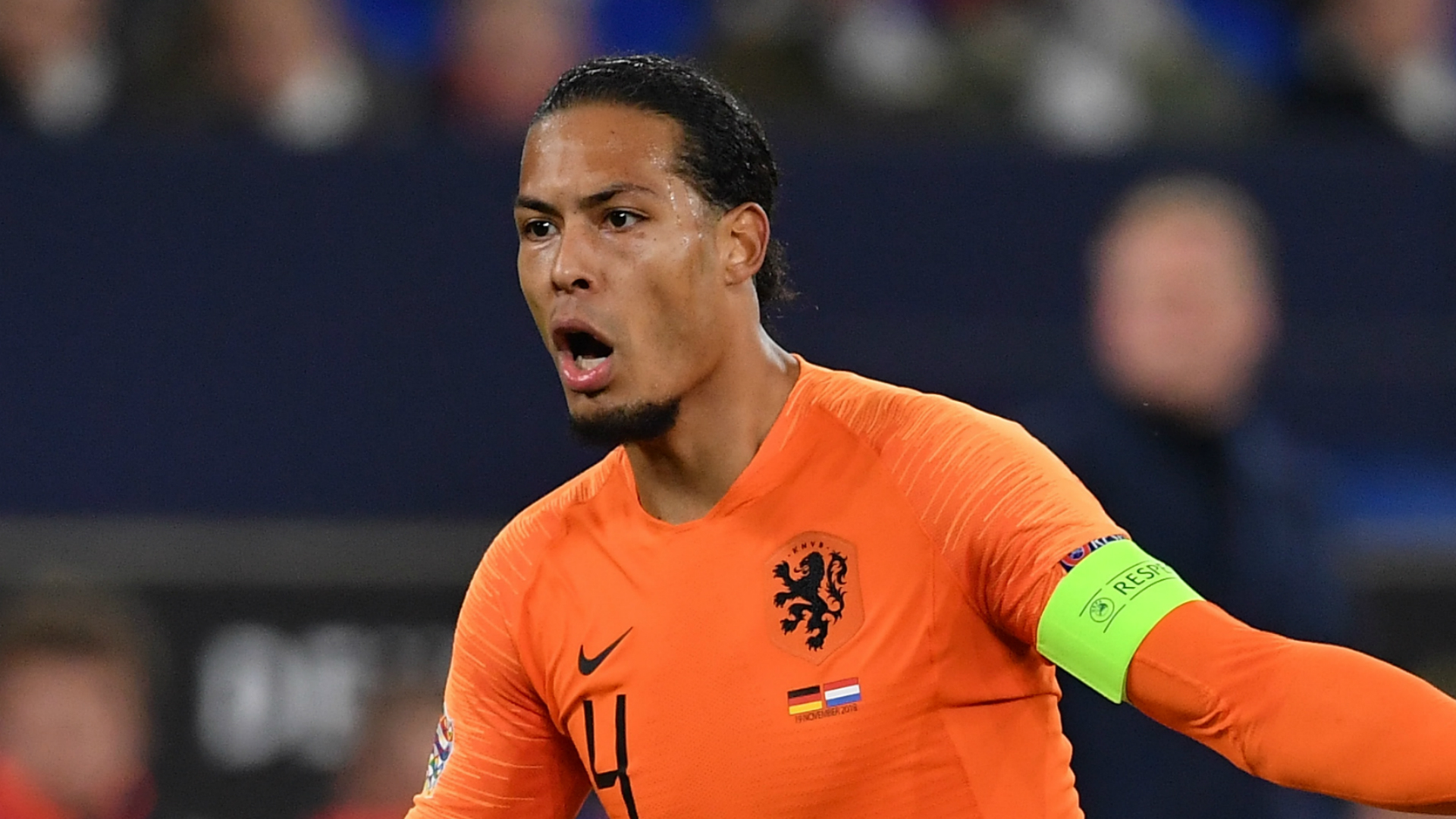 Van Dijk gets Ballon d'Or backing from Fonte