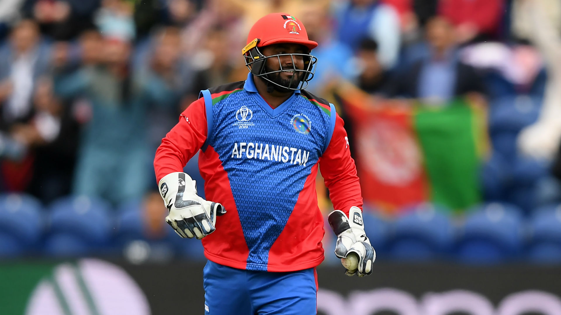 Afghanistan's Shahzad out of Cricket World Cup   CRICKET News ...